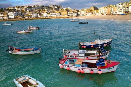 St Ives Bay Stock Photo - 12877199