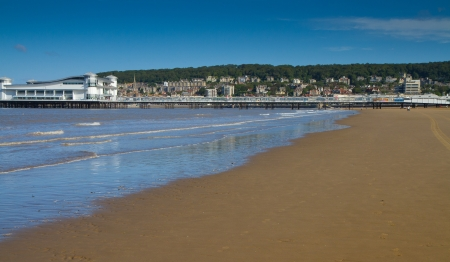 Weston-super-Mare beach