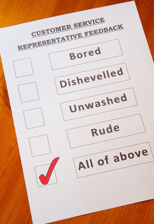 unwashed: Servizio Suggerimenti dei Clienti annoiato opzione non lavati