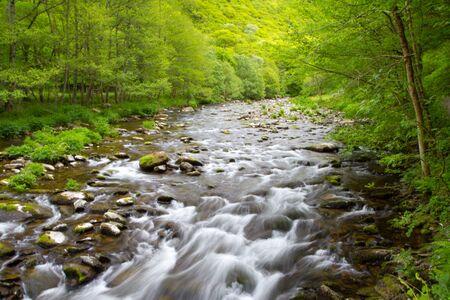 English river in Devon
