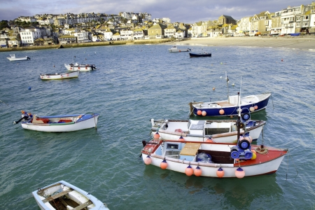 south west england: St Ives Cornwall South West England