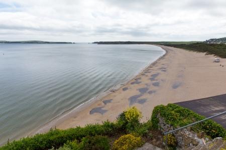 tenby wales: South beach Tenby Wales
