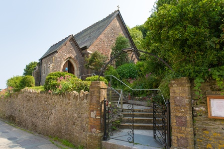 andrews: St Andrews church Cawsand Cornwall England