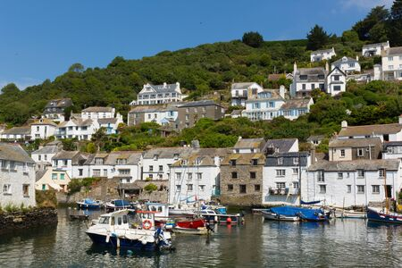 Polperro Cornwall photo