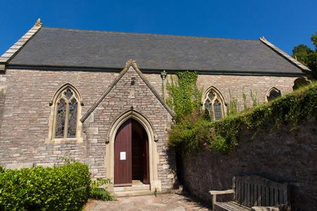 St Thomas church Kingswear near Dartmouth Devon photo