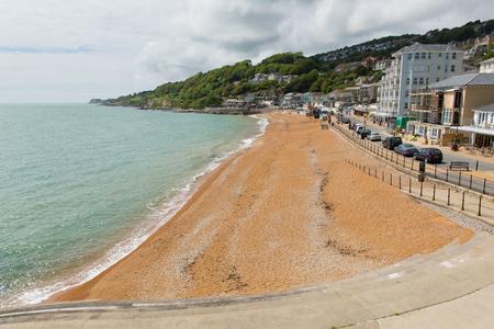 Ventnor beach Isle of Wight uk