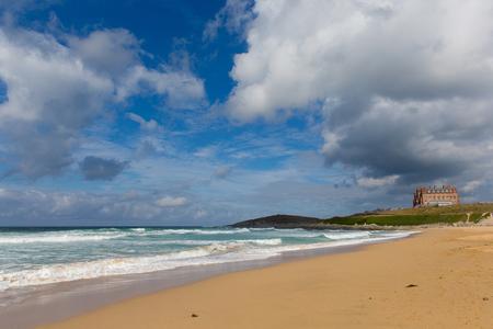 cornwall: Fistral beach Newquay North Cornwall England UK Stock Photo