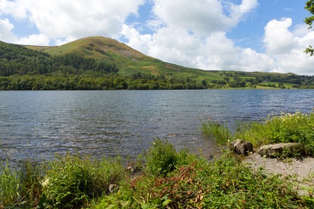 cumbria: Loweswater Lake District Cumbria England UK not far from Cockermouth, Stock Photo