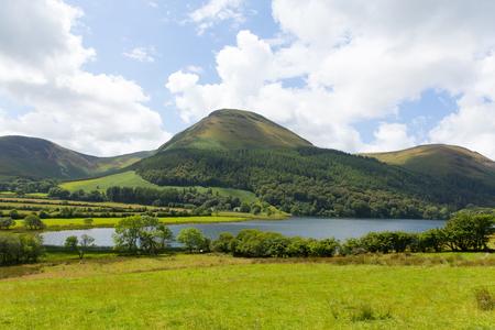 Loweswater Lake District Cumbria Engeland, niet ver van Cockermouth