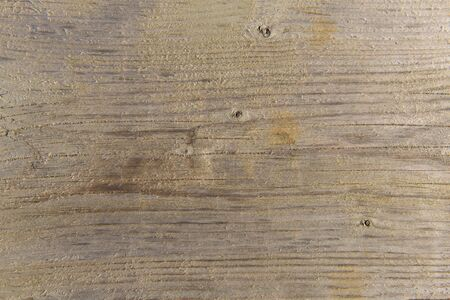 ridges: Wooden background texture uneven with lines and ridges brown in colour