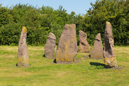 Lydney harbour Gloucestershire uk picnic area and stones