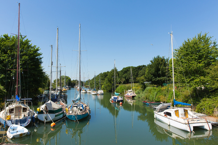 Lydney harbour Gloucestershire England uk