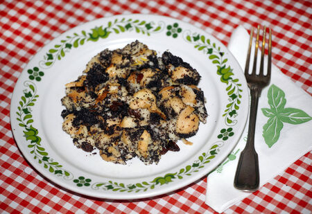 dumps: Poppy Seed Dumps Makos Guba Hungarian Traditional Dessert