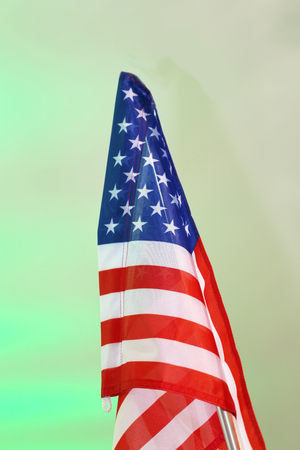 United States of America flag as a colorful background Banco de Imagens - 54595439