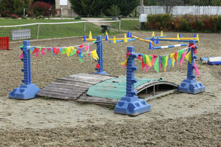 Ideas for building a horse bridge at the equestrian center