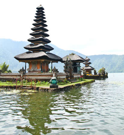 workship: Temple in Bali  Stock Photo