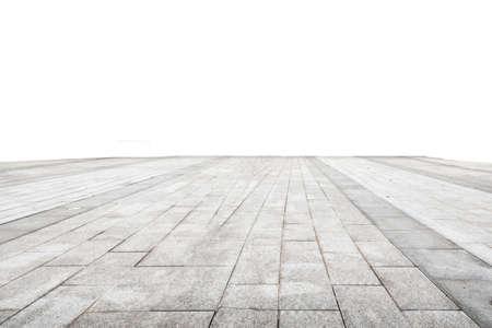 Concrete pavement background