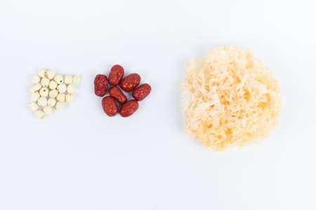 Lotus Seeds, Jujube and Tremella