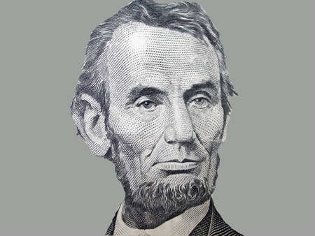 abraham lincoln: Abraham Lincoln Stock Photo