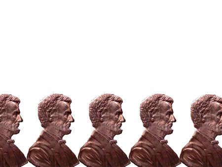 abraham lincoln: Abraham Lincoln Heads