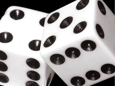 risky behavior: Pair of Dice