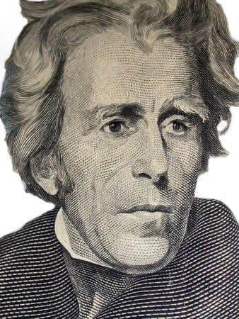 jackson: Andrew Jackson $20