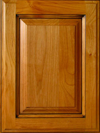 hard wood: Cherry Cabinet Door