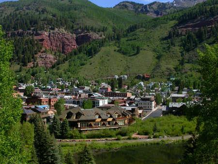 Colorado Rockies Town