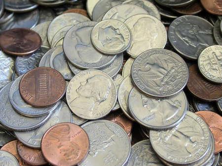 pennies: U.S. Coins - Quarters - Dimes - Nickels - Pennies - $$$$$