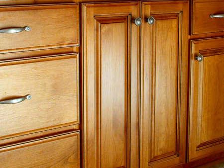 back kitchen: Cabinet Doors