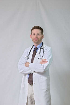 Physician with Crossed Arms