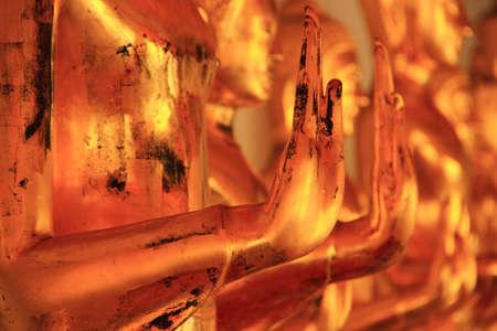 buddah: Golden Buddah Stock Photo