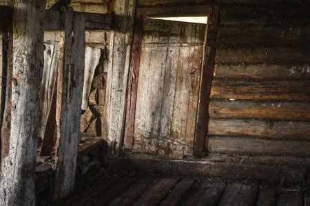 abandoned room: Old abandoned room