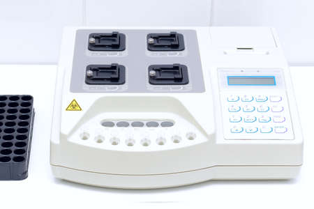 medical laboratory: medical devices for laboratory analyzes