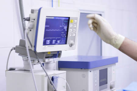 cardiovascular exercising: monitor patient during surgery