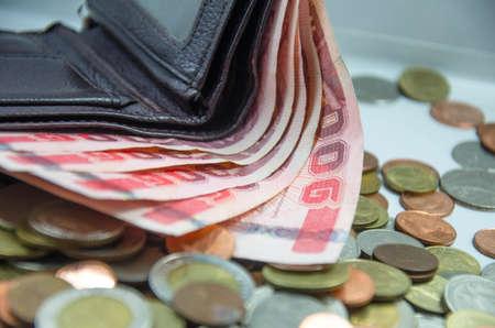 financially: Money Stock Photo