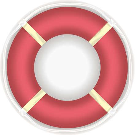 shipwreck: Life Saver Ring
