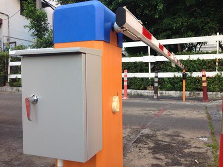 Automatische barrière