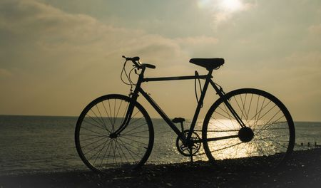 Photo of a bicycle photo