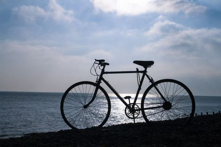 Photo of a bicycle