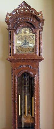 reloj de pendulo: reloj de p�ndulo