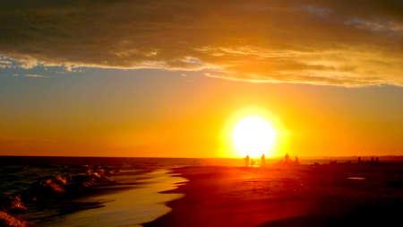 sunsets: sunsets Stock Photo