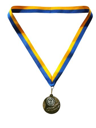 The aspiration to a sports victory leads to a medal