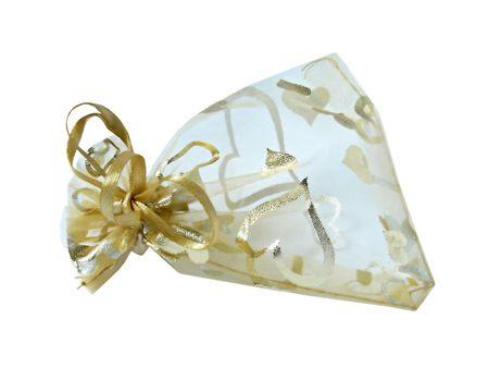 Beautiful gift sack