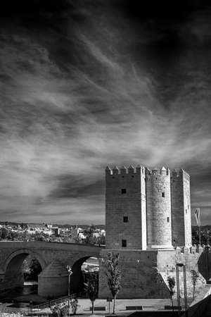 monumental: Crdoba monumental city of Andalusia, Spain