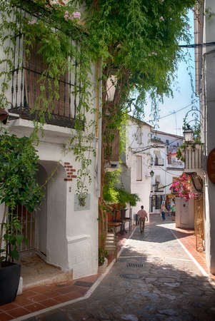 Old Marbella, Andalusia