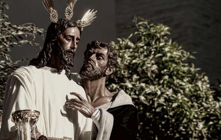 fraternit�: Holy Week in Seville, brotherhood of redemption