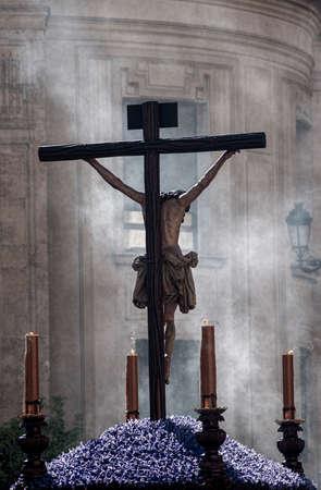 fraternidad: Semana Santa de Sevilla, hermandad de los Estudiantes