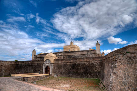 Fortaleza de Santa Lucia, Elvas, Portugal