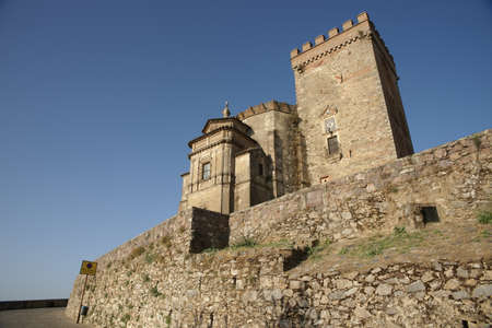 architectural architectonic: Monuments of the municipality of Aracena, Priory Church